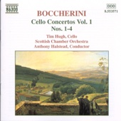 Concerto for Cello No 6 in D Major, G 479: II. Adagio - Anthony Halstead, Scottish Chamber Orchestra & Tim Hugh