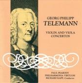 Viola Concerto in G Major: III. Andante