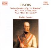 String Quartets, Op. 33, Nos. 1, 2 & 5