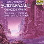 London Symphony Orchestra & Sir Charles Mackerras - Rimsky-Korsakov: Scheherazade - Capriccio Espagnol  artwork