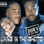 Living In the Ghetto - EP cover art