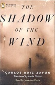 The Shadow of the Wind (Unabridged) - Carlos Ruiz Zafón Cover Art