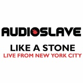 Like a Stone (Live from New York City) - Single cover art
