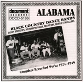 Alabama: Black Country Dance Bands (1924-1949)