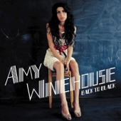 Back to Black - Amy Winehouse Cover Art