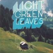 Light Green Leaves - Little Wings Cover Art