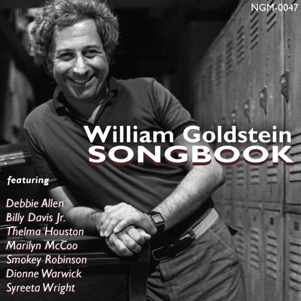 Songbook William Goldstein CD cover