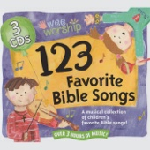 123 Favorite Bible Songs - Wee Worship Cover Art