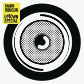Mark Ronson - Uptown Funk (feat. Bruno Mars) illustration