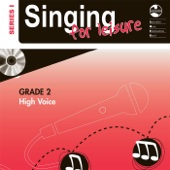AMEB Singing for Leisure (High Voice) Grade 2 [Series 1]