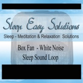 Box Fan (White Noise) - Sleep Easy Solutions