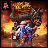 Bring the Madness (feat. Mayor Apeshit) - Single cover art