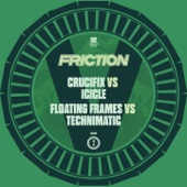 Friction vs. Vol. 2: Crucifix / Floating Frames - Single cover art