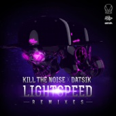 Lightspeed Remixes - Single cover art