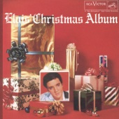 Blue Christmas - Elvis Presley Cover Art