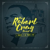 Robert Cray - 4 Nights of 40 Years Live  artwork