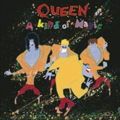 Queen - A Kind of Magic artwork