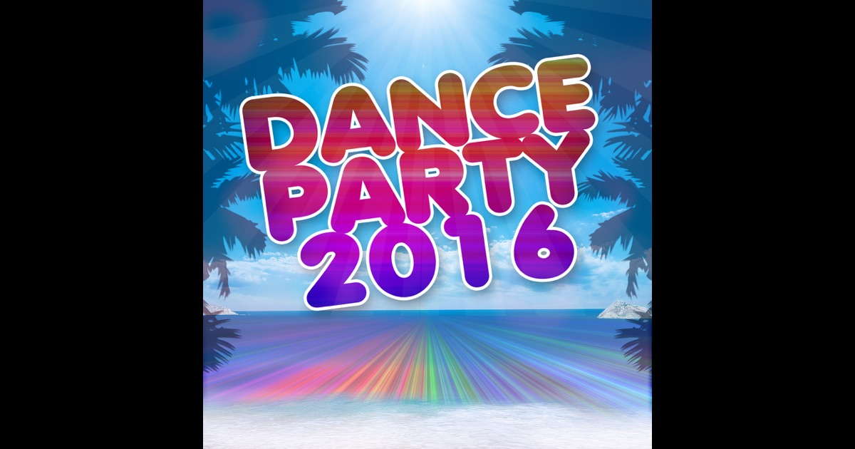 Dance party 2016 50 top songs selection for dj party for Top charts house music