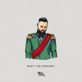 Marty - Marty for President - EP  artwork