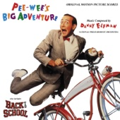 Pee-wee's Big Adventure / Back to School (Original Motion Picture Scores) cover art