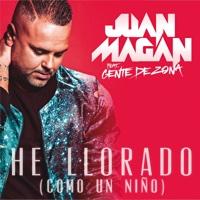 He Llorado (Como un Niño) [feat. Gente de Zona] - Juan Magan