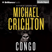 Michael Crichton - Congo (Unabridged)  artwork