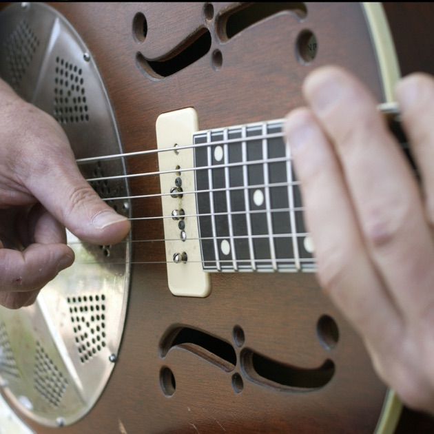 Doug's Slide Guitar by Doug Macleod