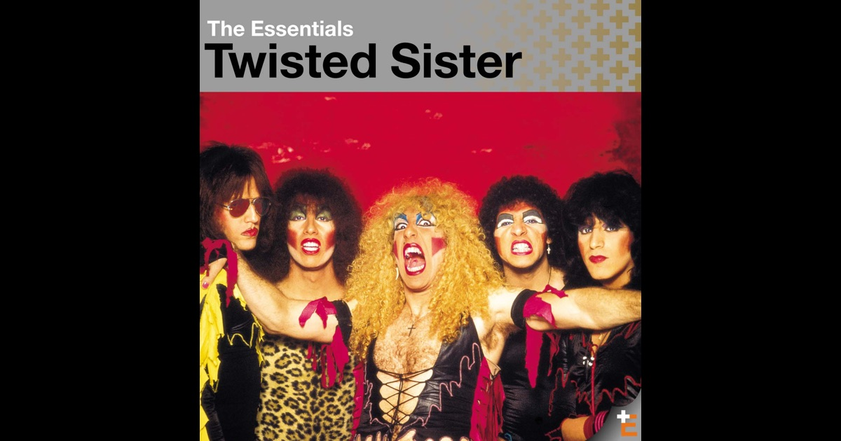 Official Singles by Twisted Sister on iTunes