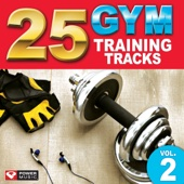 25 Gym Training Tracks, Vol. 2 (105 Minutes of Workout Music Ideal for Gym, Jogging, Running, Cycling, Cardio and Fitness)