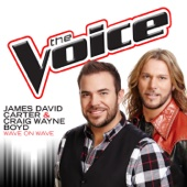 Wave On Wave (The Voice Performance) - James David Carter & Craig Wayne Boyd