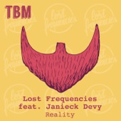 Reality (feat. Janieck Devy) [Radio Edit] Lost Frequencies