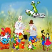 Лучшие детские сказки