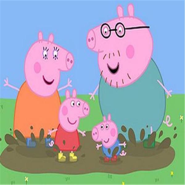 粉红猪小妹Peppa Pig独家双语讲解(3-8岁听故事学英语)
