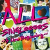 All Singleeees - & New Beginning ジャケット写真