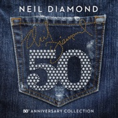 50th Anniversary Collection - Neil Diamond Cover Art