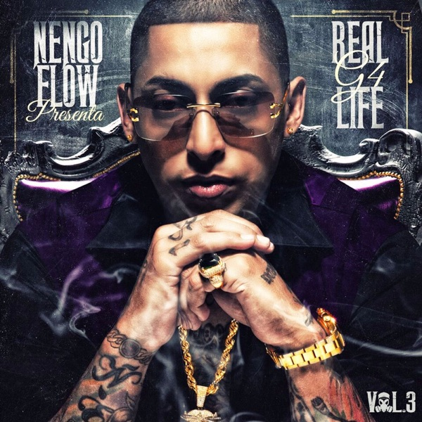 Ñengo Flow - Real G 4 Life Vol. 3 (2017) [iTunes Plus M4A ACC]