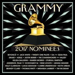 View album 2017 GRAMMY® Nominees