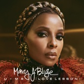 U + Me (Love Lesson) - Mary J. Blige Cover Art