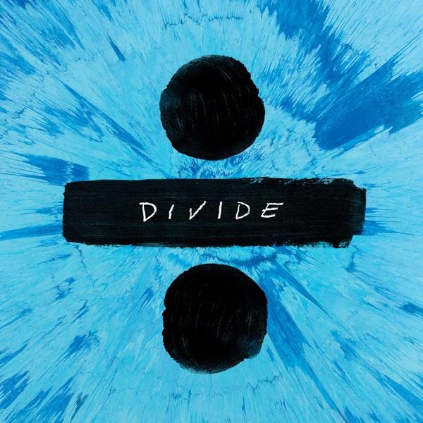 ÷ Ed Sheeran CD cover