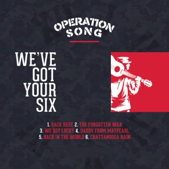 Operation Song: We've Got Your Six – Various Artists