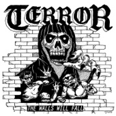 Terror - The Walls Will Fall - EP  artwork
