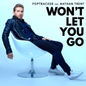 Poptracker - Won't Let You Go (feat. Nathan Trent) Grafik