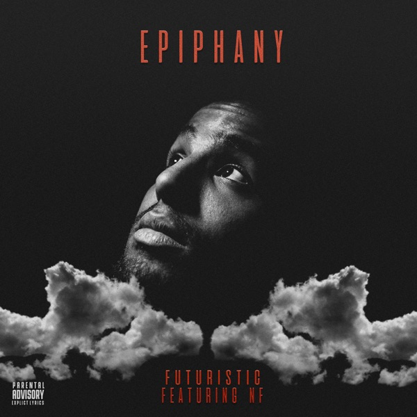 Epiphany feat NF - Single FUTURISTIC CD cover