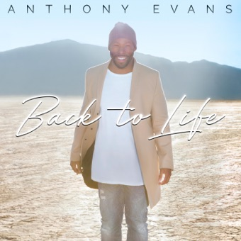 Back to Life – Anthony Evans