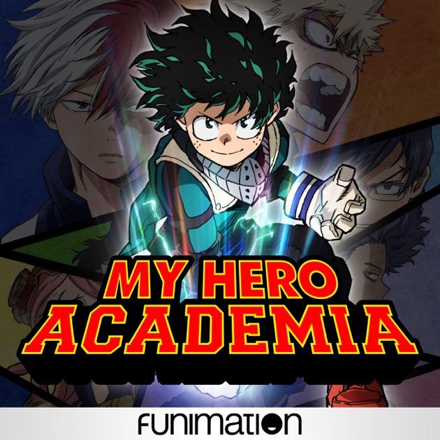 My Hero Academia Season 2 Stream