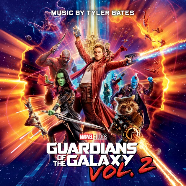 Guardians of the Galaxy, Vol. 2 (Original Score) by Tyler Bates