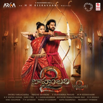 Baahubali 2 – The Conclusion (Original Motion Picture Soundtrack) – EP – M.M. Keeravaani