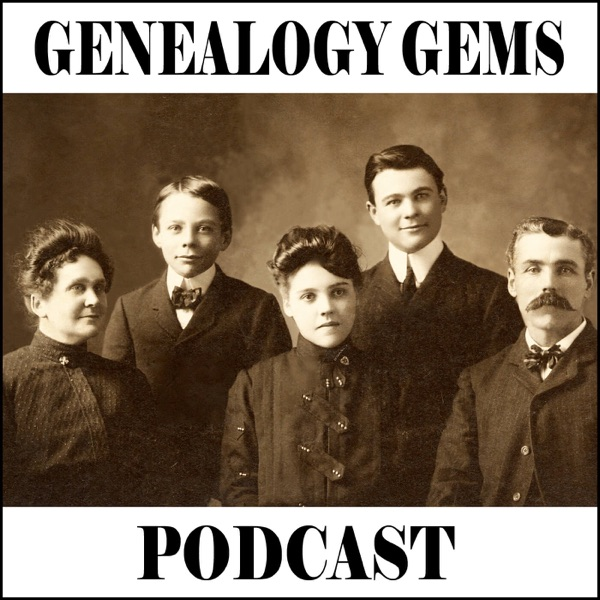The genealogy gems podcast with lisa louise cooke your family the genealogy gems podcast with lisa louise cooke your family history show podcast republic fandeluxe Gallery