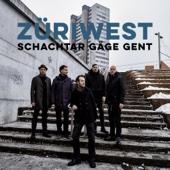 ZüriWest - Schachtar gäge Gent Grafik