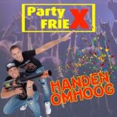 PartyFriex - Handen Omhoog kunstwerk
